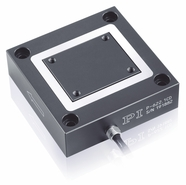 Positioning system based on piezoelectric actuators with a travel range of up to 250 µm and a repeatability of around 1 nm.