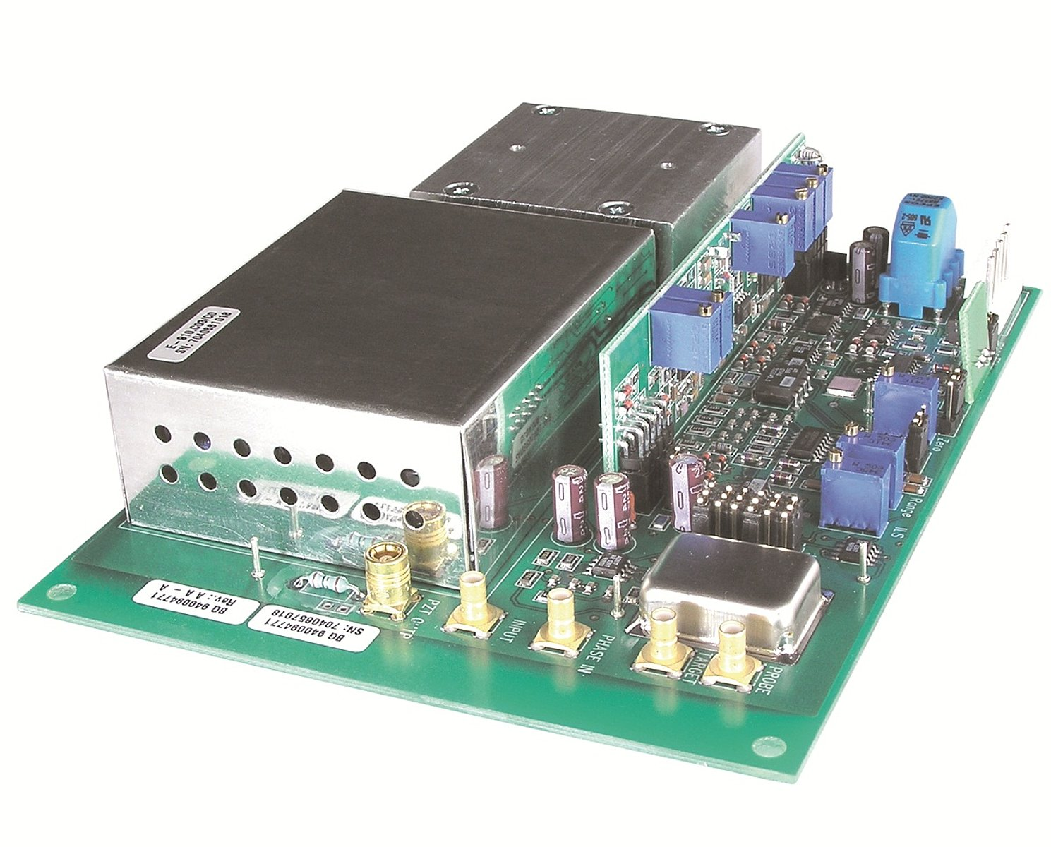 Piezo Controllers Drivers For Nanopositioning Systems Simple Pwm Controlled Dc To Cell Phone Charger Circuit Science Control Of Actuators And Based Positioning