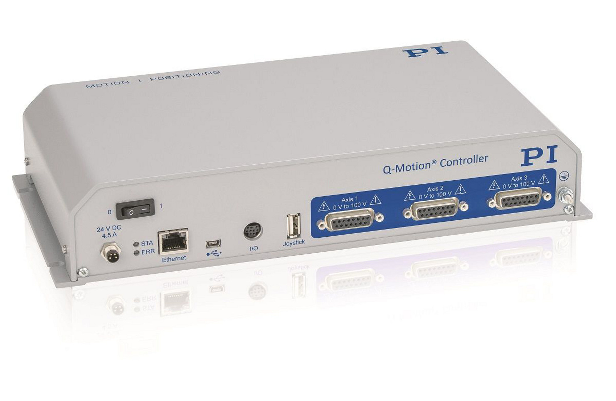 E 8733qtu Q Motion Servo Controller 3 Axes Voice Data Combination Module With Ethernet Switch