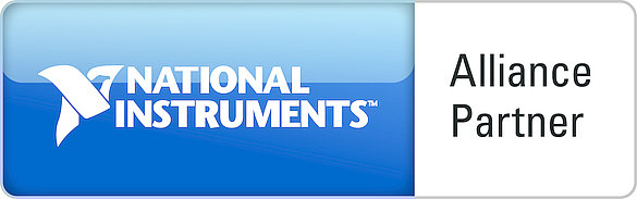 National Instruments Alliance Partner