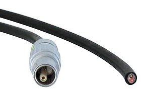 Cable LEMO Plug / Solderable End