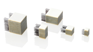 PICA Shear P-1x1.0xT actuators for cryogenic and UHV environments