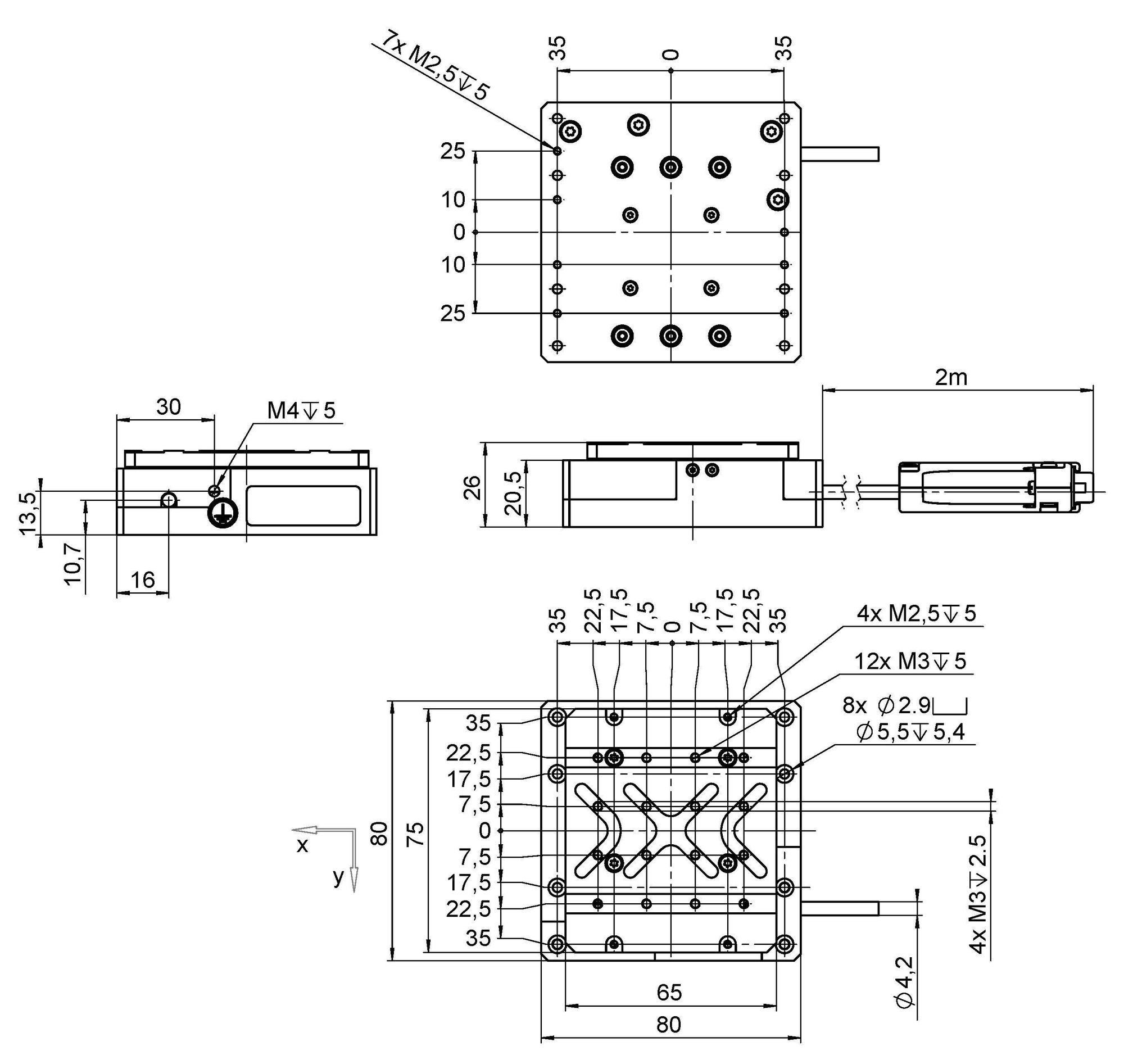 csm_V 522.1AA_KUZ_3dcc09845f v 522 \u2022 v 524 \u2022 v 528 high dynamics pimag� linear stage  at panicattacktreatment.co
