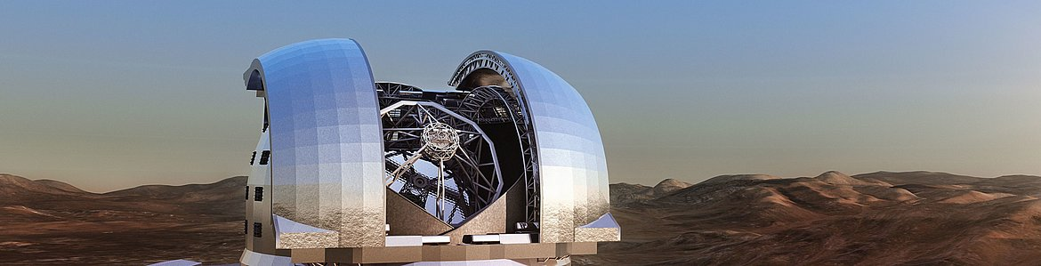 Drive Technology for the World's Largest Telescope