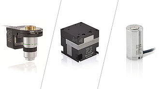 Nanopositioning Piezo Flexure Stages