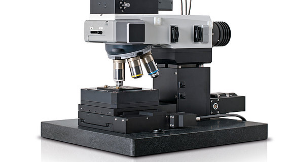 AFM Scanner for Atomic Force Microscopy