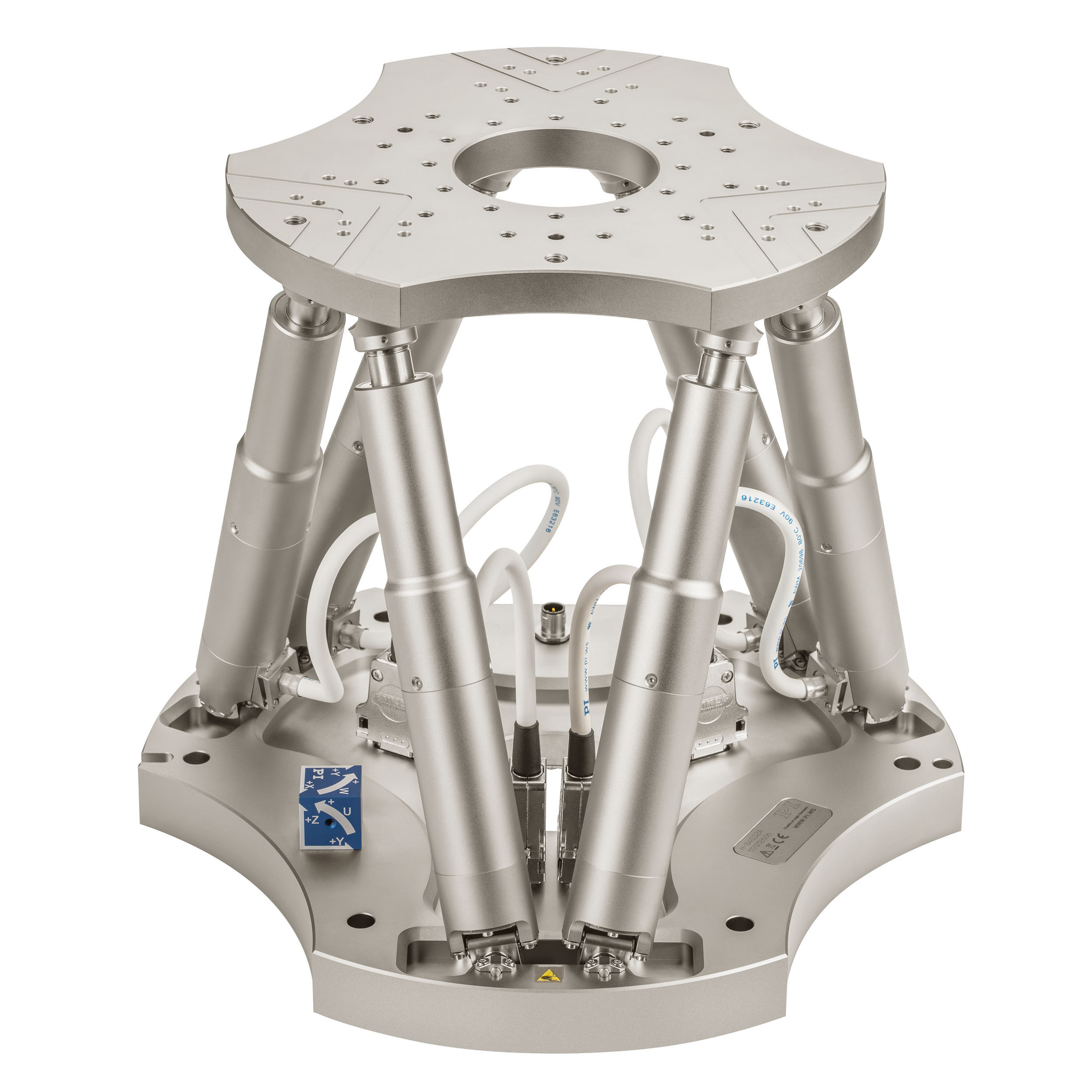 H 840 6 Axis Hexapod