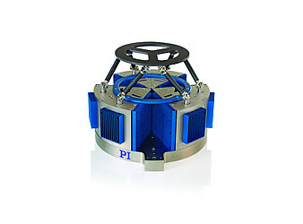 H-860 Hexapod with magnetic direct drive for high velocity